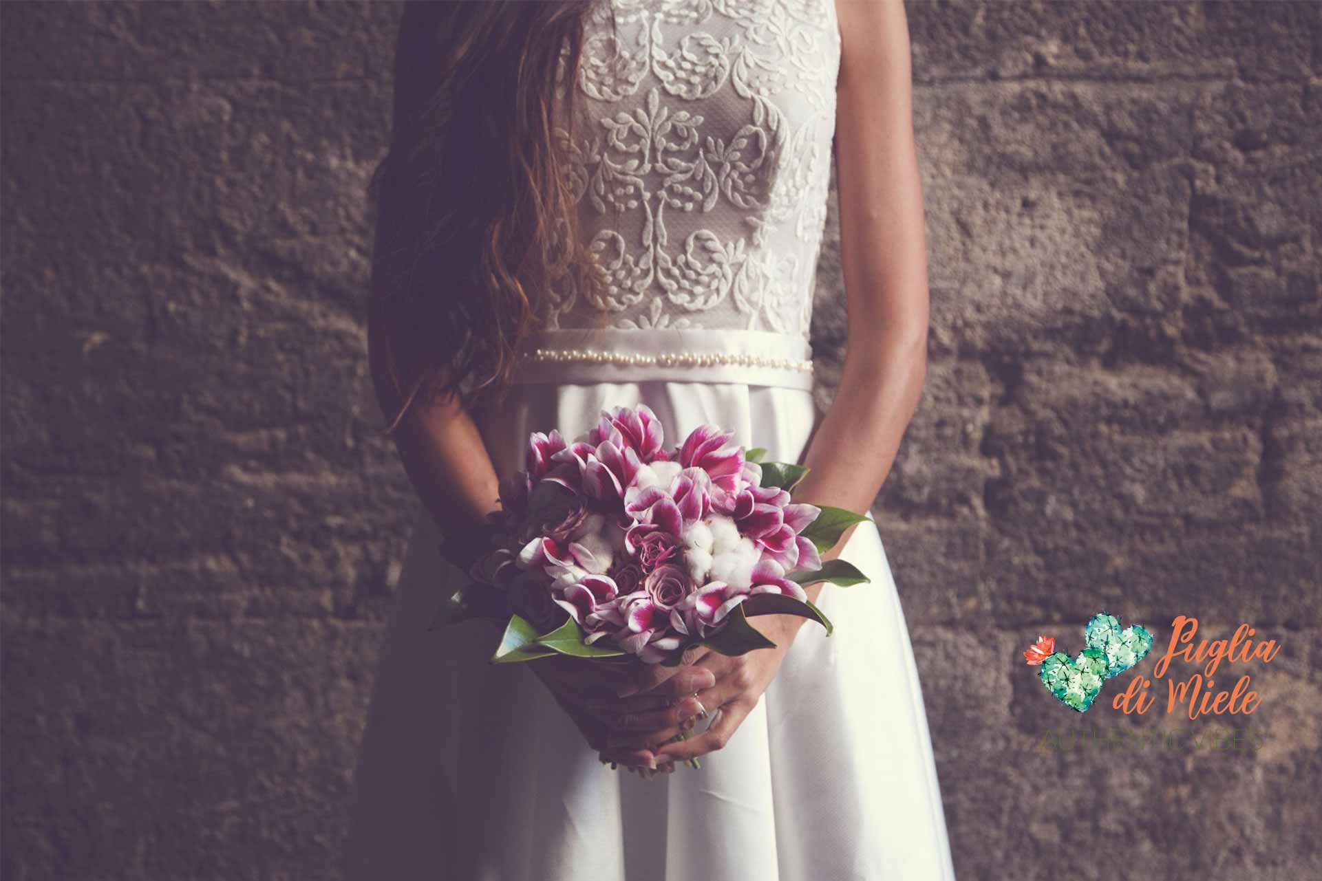 3 steps to choose your wedding bouquet