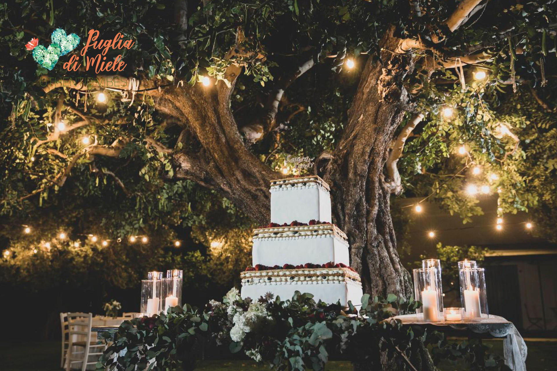 5 idee originali per la tua wedding cake