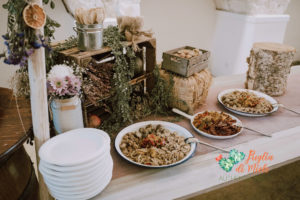 apulian wedding menu
